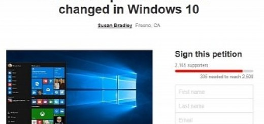 Petition calls for microsoft to release windows 10 update info