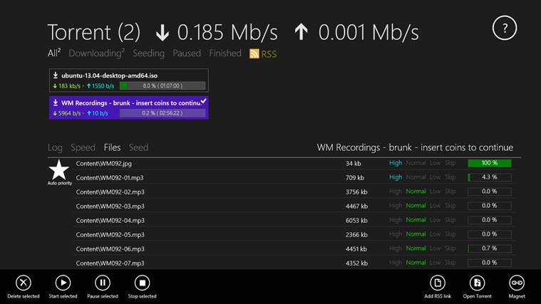 utorrent 2.2 free download for android