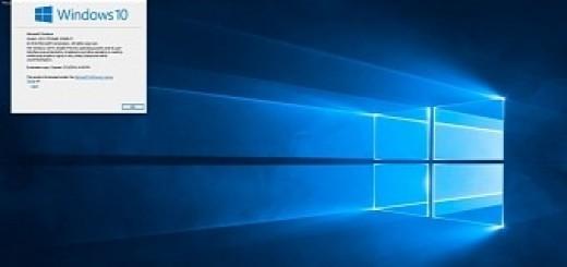 Windows 10 build 10568 leaked