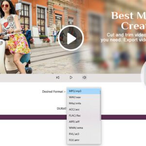 Convert videos to other format