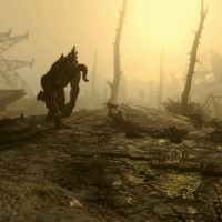 FallOut-4-PC-Alien-Monster