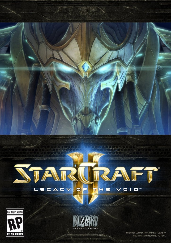 Download Star Craft 2 Legacy of the Void