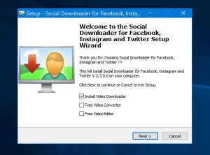 Social-Downloader-For-Windows-10