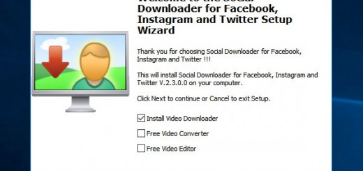 Social downloader for windows 10