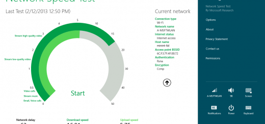 Windows 10 Network Speed Test