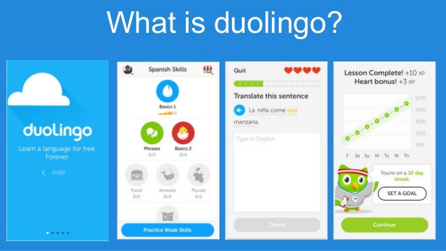 Download Duolingo for Windows 10