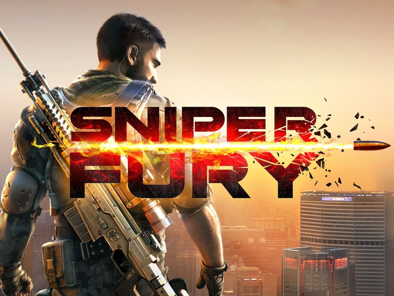 Sniper Fury on Windows 10