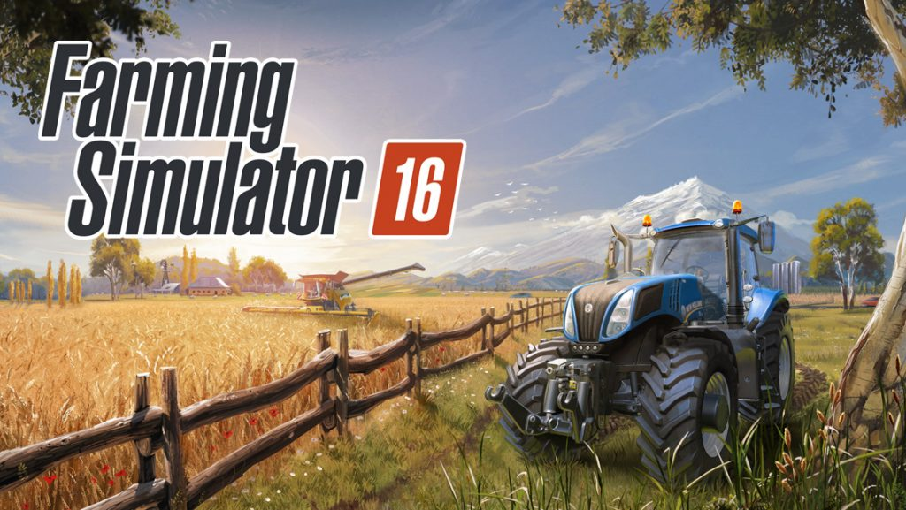 Farming Simulator 2016 For PC