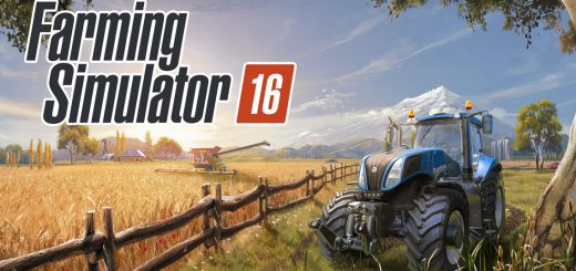 Farming Simulator 2016 For PC