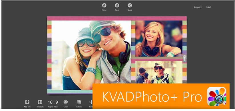 Download KVADPhoto+ Pro For Windows