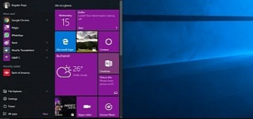 Microsoft refines the start menu in windows 10 build 14366