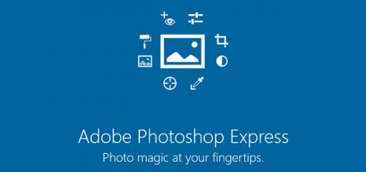 Adobe Photoshop Express For Windows