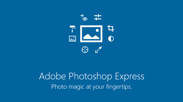 Adobe Photoshop Express For Windows