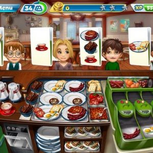 , Download Cooking Fever Game