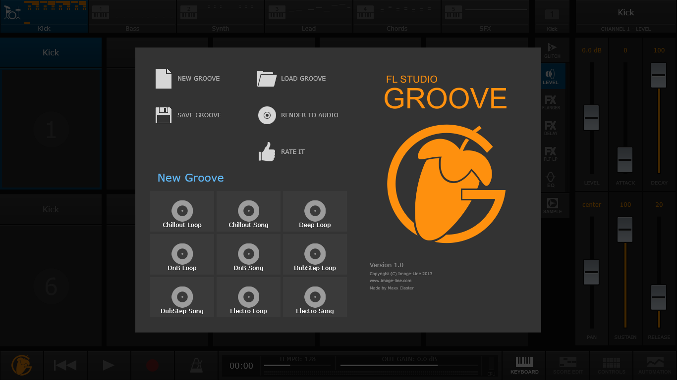 Download FL Studio Groove