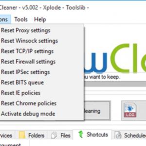 Adwcleaner settings download