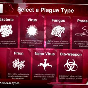 Playa Plague Inc Game