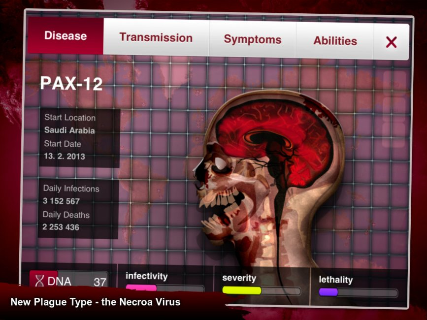 how to win normal mode on plague inc