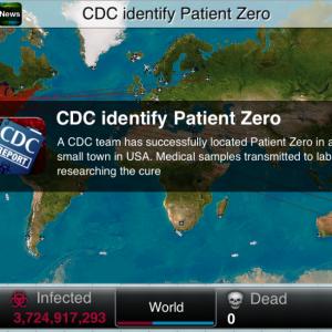 Plague inc evolved patient zero
