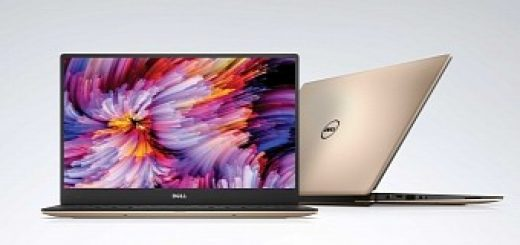 Dell launches new xps 13 laptop with kaby lake cpu and rose gold version