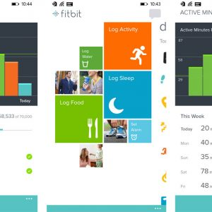 Download Fitbit App