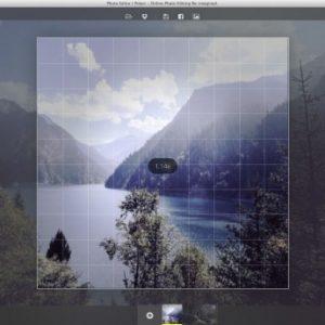 Polarr photo editor options