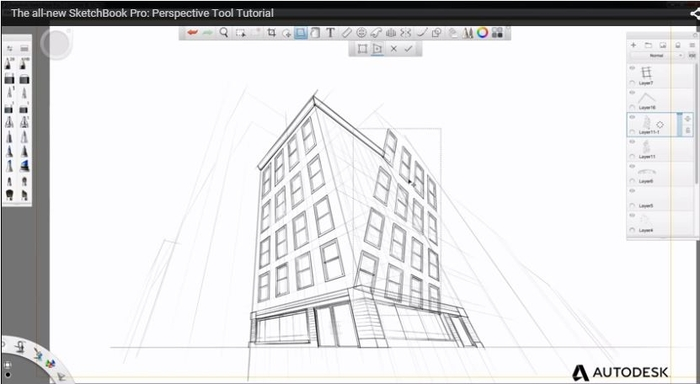 Download Autodesk SketchBook For Windows 10