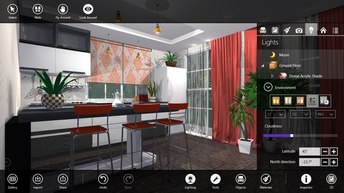 Download live interior 3d pro for windows 10 for Programa interiorismo online