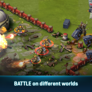 Star wars commander battles