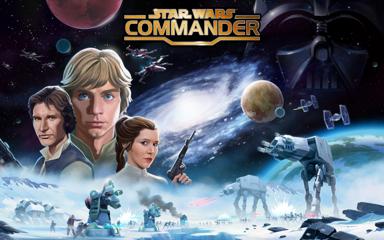 Star Wars: Commander Game