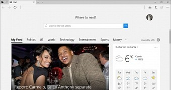 Highlight in microsoft edge