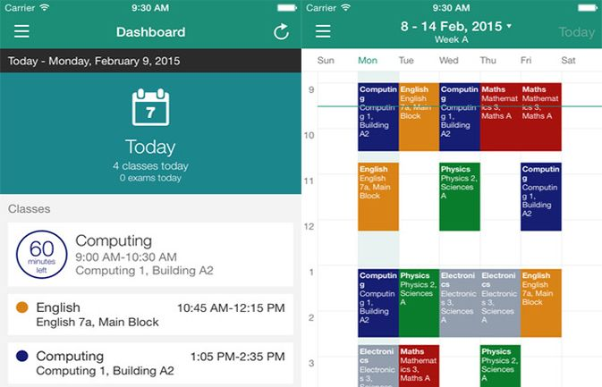 Apps for Students to Organize their Routine