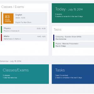 My study life windows 10 app