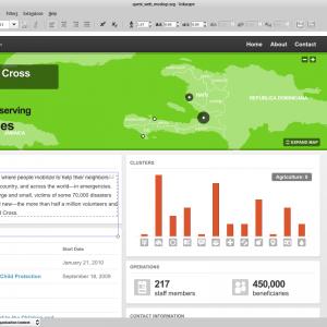 Inkscape webdesign plugin