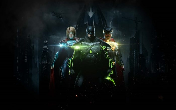 Injustice 2 Windows 10 theme download links