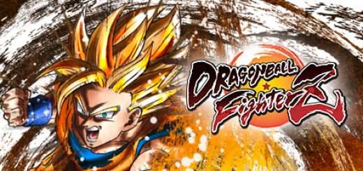 Dragon ball fighter z official logo
