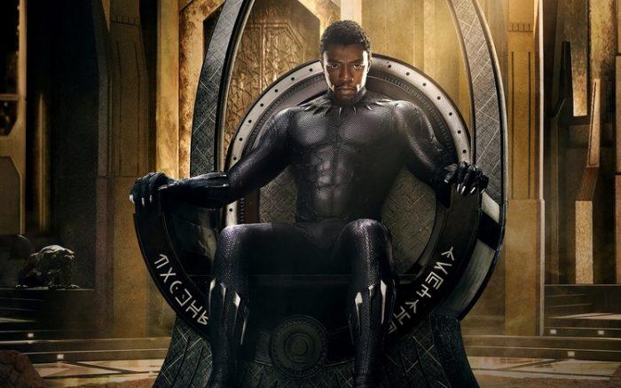 Black panther no mask