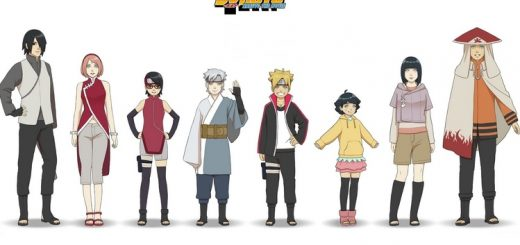 Boruto anime wallpaper