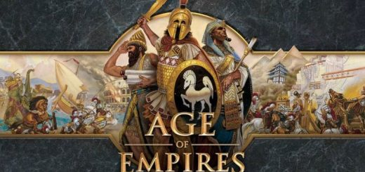 Age of empire de official logo
