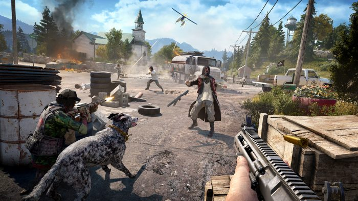 Far cry 5 graphics