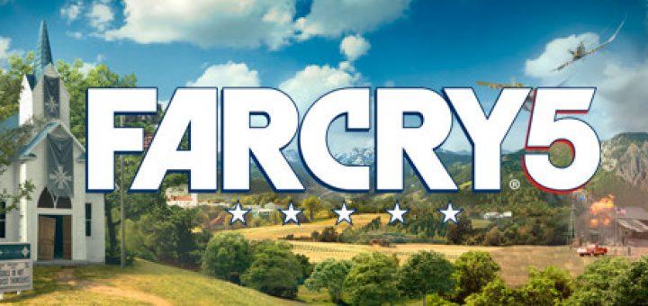 Far cry 5 official logo