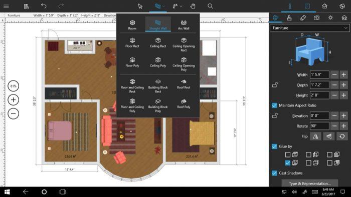 Live home 3d pro floor plans