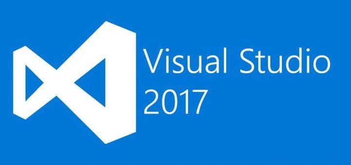 Visual studio 2017 official logo
