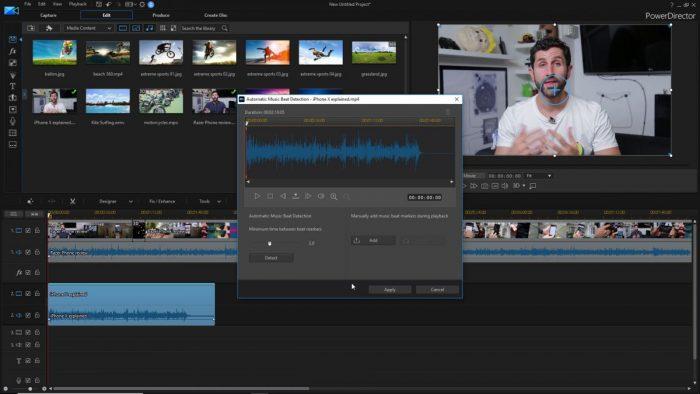 Edit audio tools