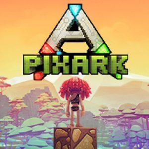 PixARK Official Logo