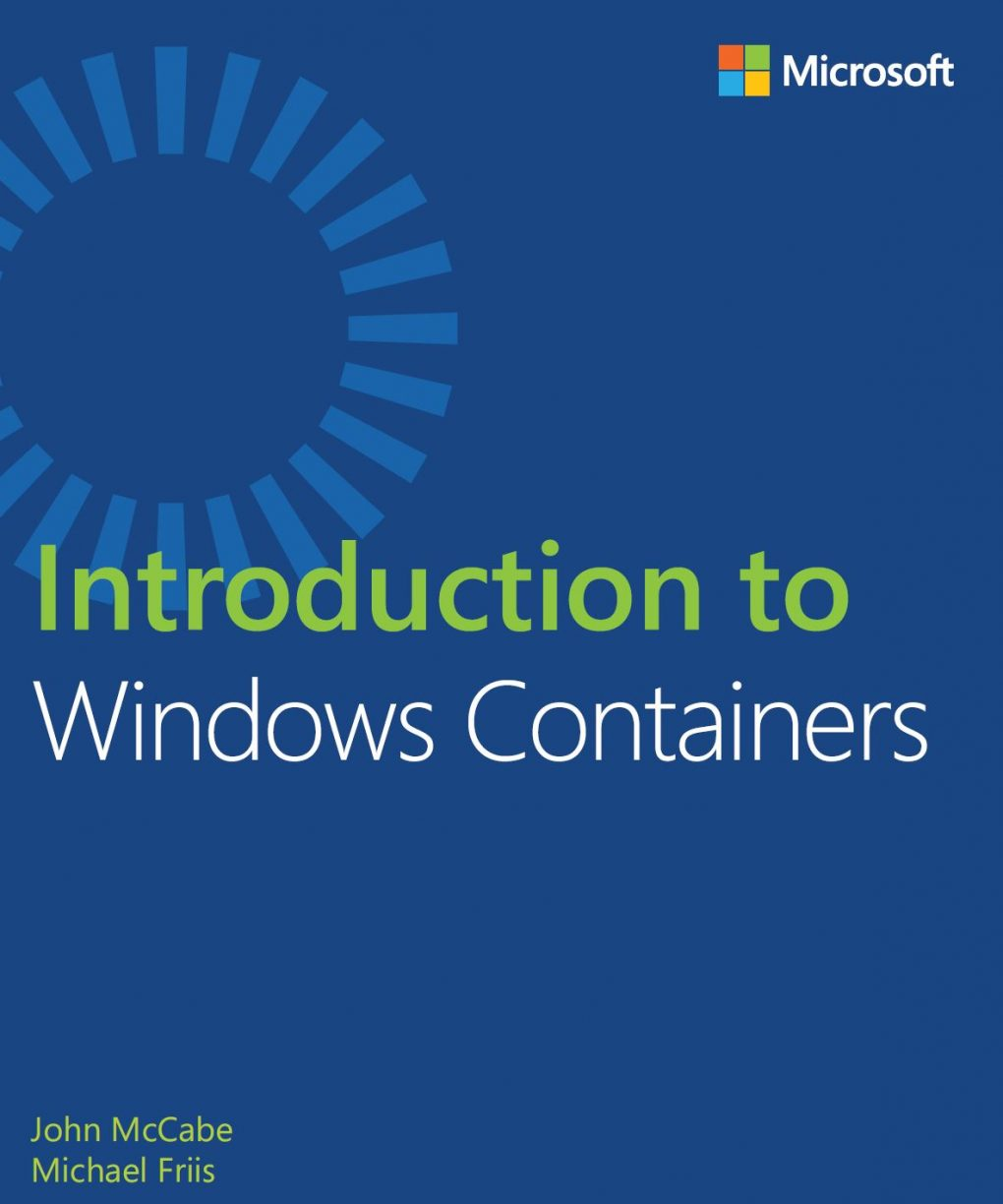 Introduction to Windows containers eBook