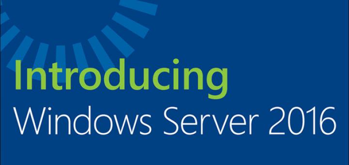 Windows server 2016 book cover
