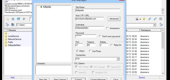 Coreftp windows 10