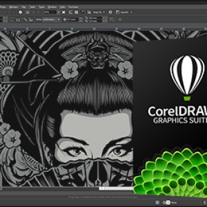 CorelDraw 2018 Official Logo