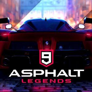 Asphalt 9 Legends for Windows